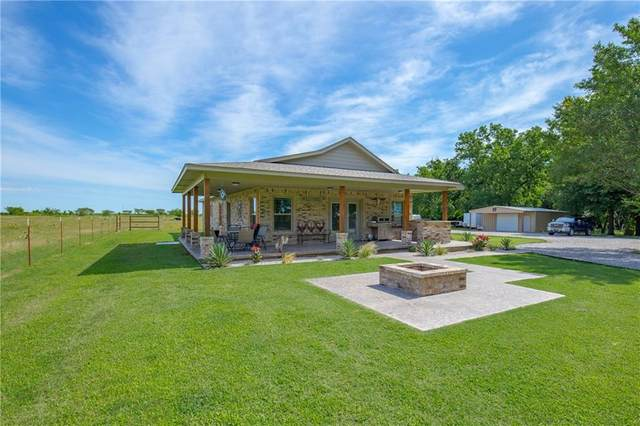 13758 Indian Meridian Road, Wayne, OK 73095 (MLS #918496) :: Homestead & Co