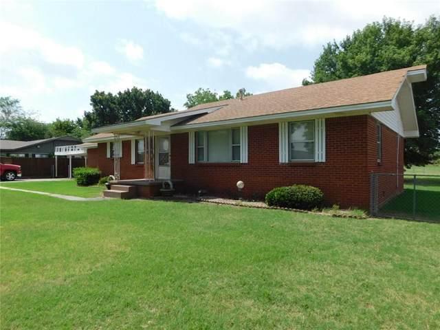 37205 Old Highway 270 Highway, Shawnee, OK 74804 (MLS #918514) :: Homestead & Co