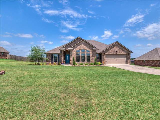 913 County Street 2932, Tuttle, OK 73089 (MLS #918537) :: Homestead & Co