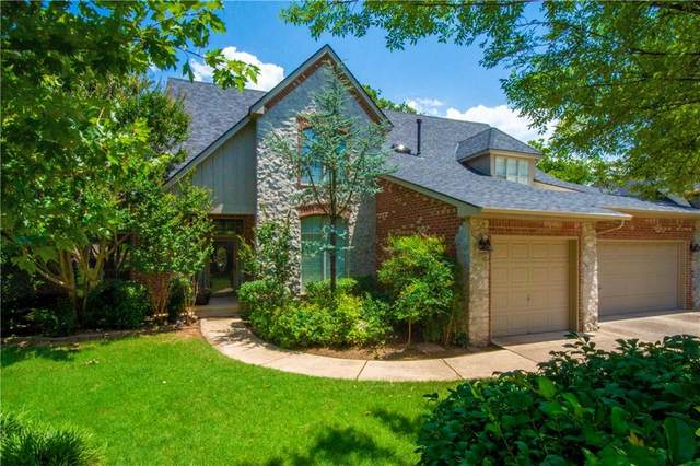 3100 Kingwood Drive, Edmond, OK 73013 (MLS #918546) :: Homestead & Co