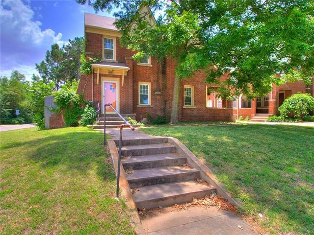 1802 NW 21st Street, Oklahoma City, OK 73106 (MLS #918550) :: Homestead & Co
