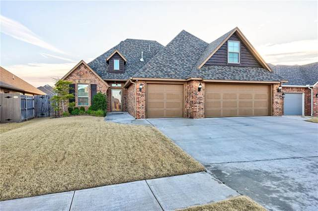 13336 Outdoor Living Drive, Oklahoma City, OK 73078 (MLS #918553) :: Homestead & Co