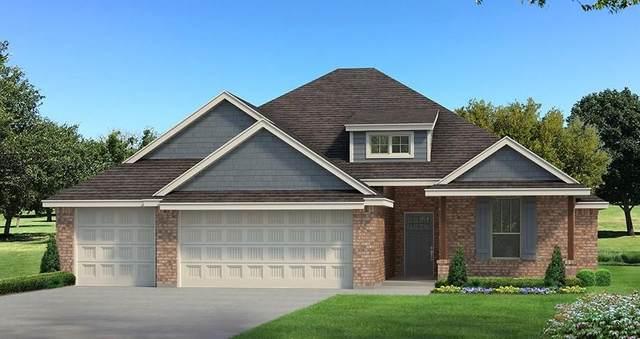 8201 NW 161st Terrace, Edmond, OK 73013 (MLS #918568) :: Homestead & Co