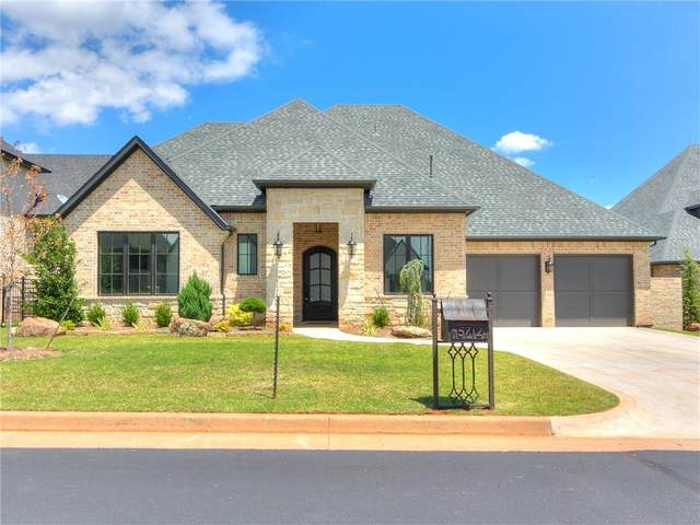 15712 James Thomas Court, Edmond, OK 73013 (MLS #918570) :: Homestead & Co
