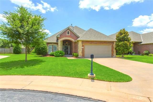 5204 NW 123 Terrace, Oklahoma City, OK 73142 (MLS #918579) :: Keri Gray Homes