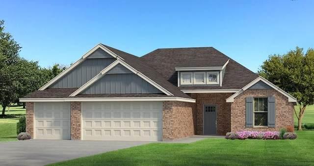 8112 NW 161st Terrace, Edmond, OK 73013 (MLS #918581) :: Homestead & Co