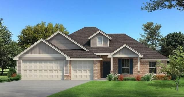 8204 NW 161st Terrace, Edmond, OK 73013 (MLS #918587) :: Homestead & Co