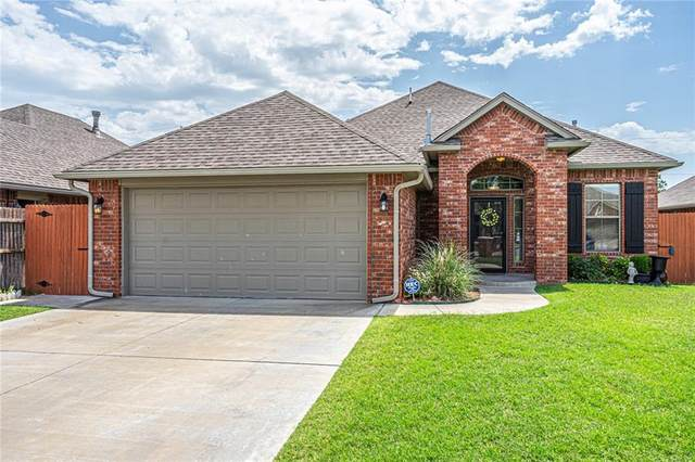 4540 Kiva Court, Oklahoma City, OK 73135 (MLS #918609) :: Homestead & Co