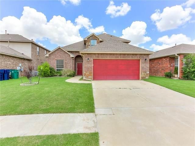 8209 NW 105th Street, Oklahoma City, OK 73162 (MLS #918630) :: Keri Gray Homes
