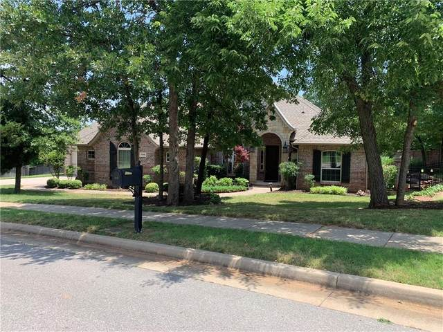 4548 Boulder Bridge Way, Edmond, OK 73034 (MLS #918645) :: Homestead & Co