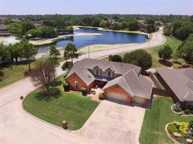 7001 N Waterwood Way, Oklahoma City, OK 73132 (MLS #918653) :: Homestead & Co
