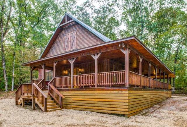 100 Deer Creek Trail, Broken Bow, OK 74728 (MLS #918662) :: Homestead & Co