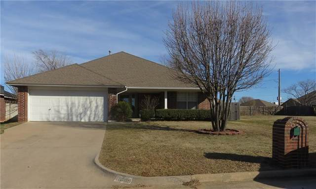 609 NW 20th Street, Moore, OK 73160 (MLS #918664) :: Keri Gray Homes