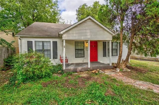 621 Iowa Street, Norman, OK 73069 (MLS #918668) :: Homestead & Co