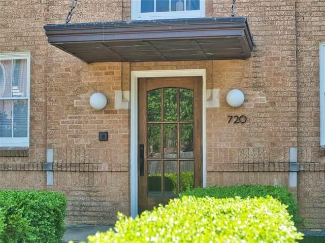 720 W Boyd Street #206, Norman, OK 73069 (MLS #918672) :: Homestead & Co