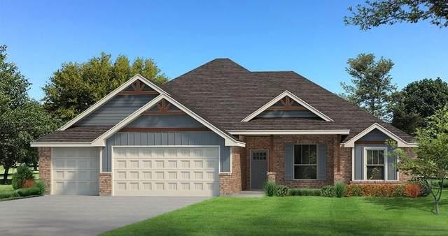 12501 Bristlecone Pine Boulevard, Oklahoma City, OK 73142 (MLS #918676) :: Homestead & Co