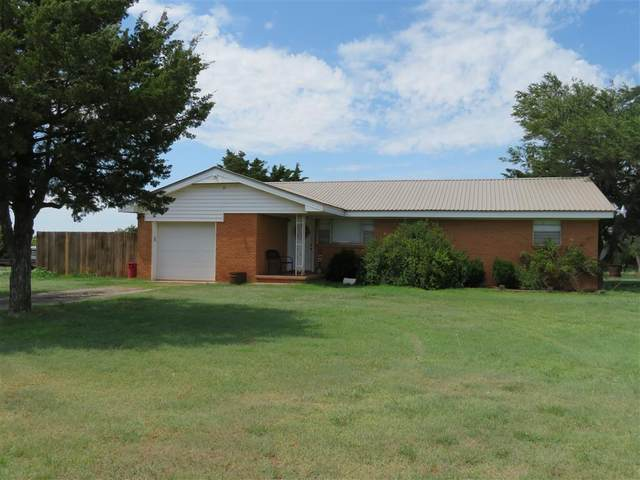 21053 W Highway 73 Highway, Canute, OK 73626 (MLS #918694) :: Homestead & Co