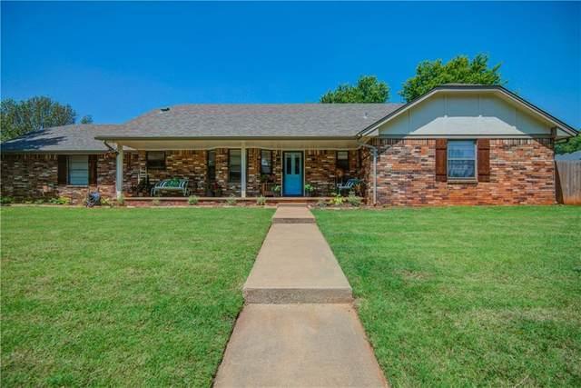 2105 Pine Oak Drive, Edmond, OK 73013 (MLS #918697) :: Homestead & Co