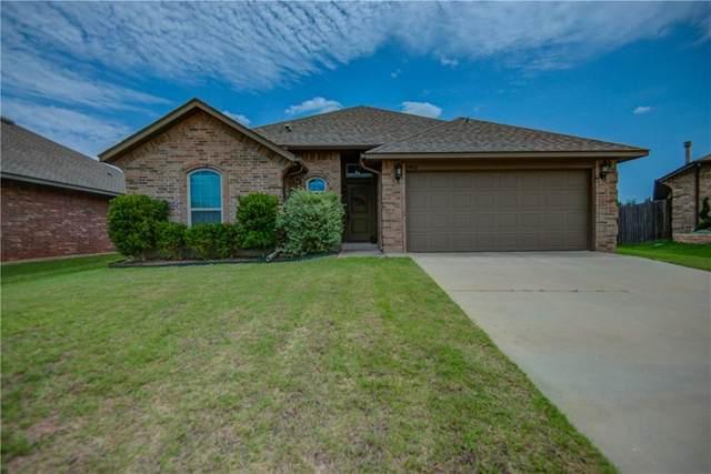 1406 Spoonwood Road, Norman, OK 73071 (MLS #918699) :: Homestead & Co