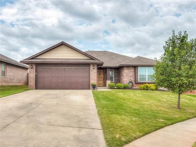 422 Tecumseh Meadows Court, Norman, OK 73069 (MLS #918707) :: Homestead & Co