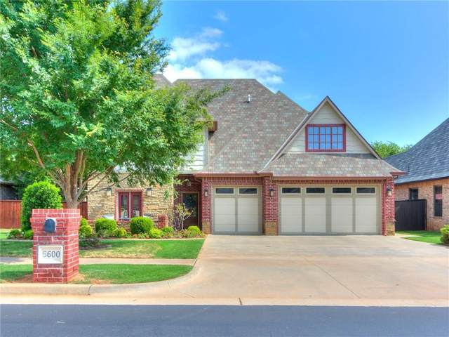 5600 NW 130th Street, Oklahoma City, OK 73142 (MLS #918733) :: Homestead & Co