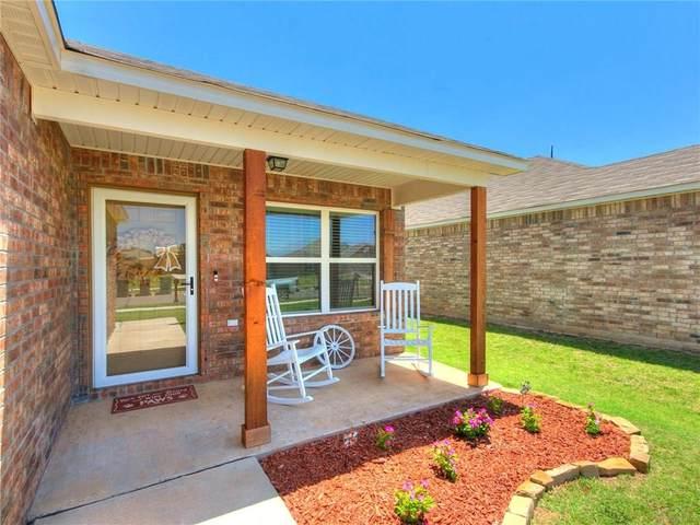 5612 Gadwall Road, Oklahoma City, OK 73179 (MLS #918738) :: Homestead & Co
