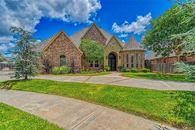 4509 Canonbury Circle, Norman, OK 73072 (MLS #918748) :: ClearPoint Realty