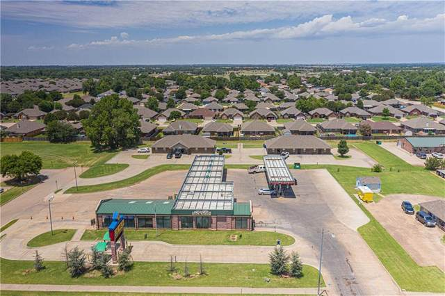 435 W State Highway 152, Mustang, OK 73064 (MLS #918759) :: Erhardt Group at Keller Williams Mulinix OKC