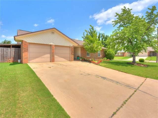 2301 SW 102nd Street, Oklahoma City, OK 73159 (MLS #918768) :: Homestead & Co