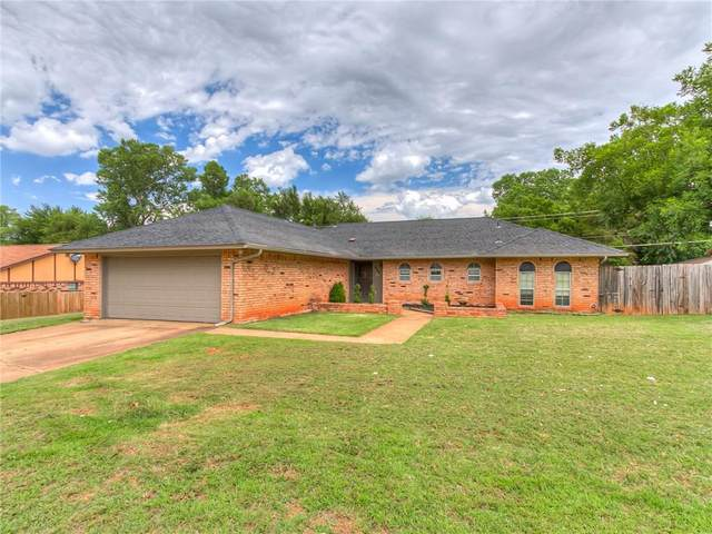 606 N Canadian Terrace, Mustang, OK 73064 (MLS #918770) :: Keri Gray Homes