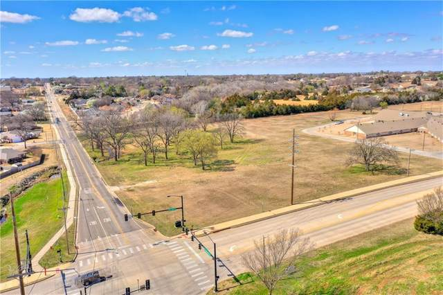 1601 N Bryan Street, Shawnee, OK 74804 (MLS #918774) :: Homestead & Co