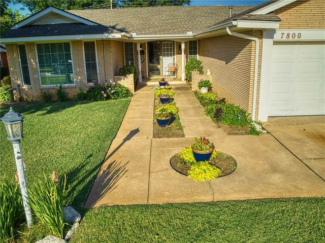 7800 S Country Club Drive, Oklahoma City, OK 73159 (MLS #918777) :: Homestead & Co