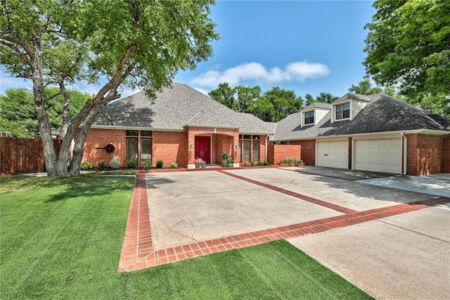 12913 Castlerock Court, Oklahoma City, OK 73142 (MLS #918778) :: ClearPoint Realty