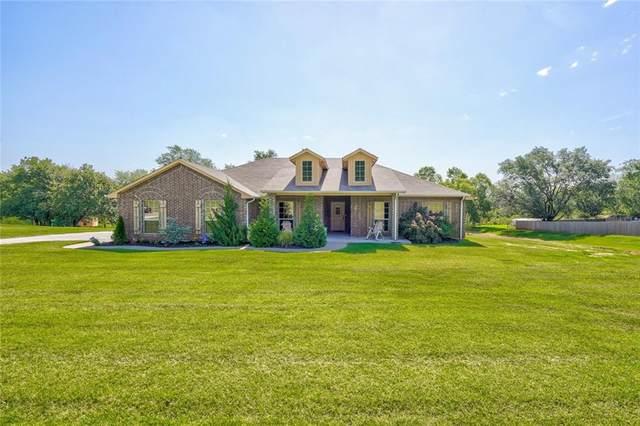 7200 SE Morning Song Drive, Oklahoma City, OK 73150 (MLS #918784) :: Homestead & Co
