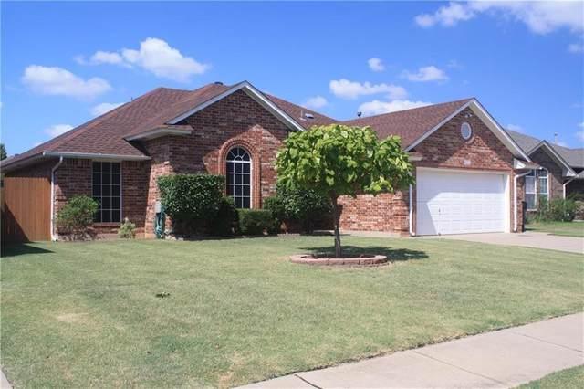 12909 Maple Leaf Drive, Oklahoma City, OK 73170 (MLS #918787) :: Homestead & Co