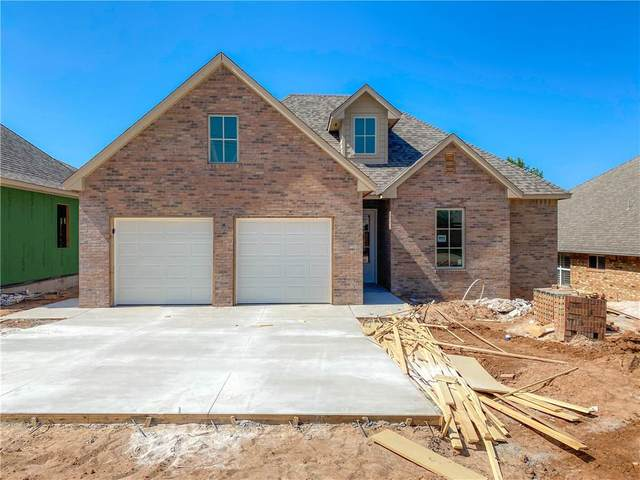 611 Birkdale Drive, Edmond, OK 73025 (MLS #918793) :: Homestead & Co