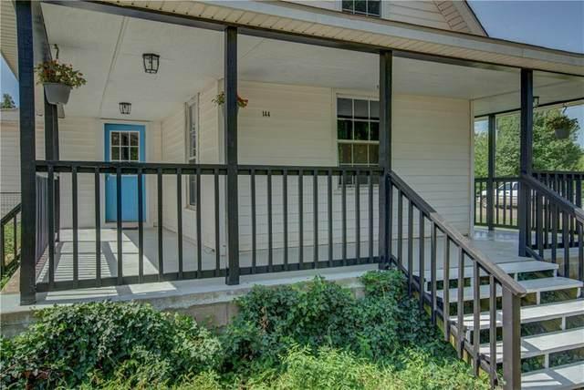 144 W Clegern Avenue, Edmond, OK 73003 (MLS #918799) :: Homestead & Co
