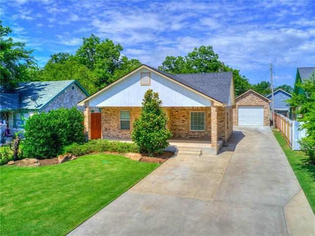 3505 S Shartel Avenue, Oklahoma City, OK 73109 (MLS #918809) :: Homestead & Co