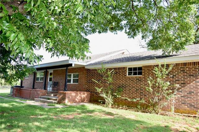 1510 E Fox Lane, Newcastle, OK 73065 (MLS #918824) :: Homestead & Co