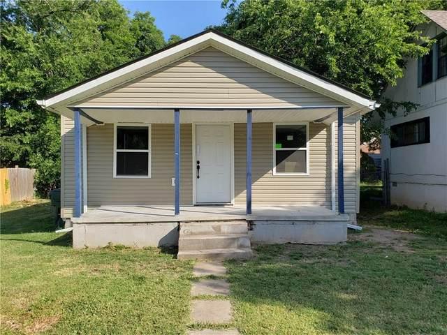 722 E Comanche Street, Norman, OK 73071 (MLS #918834) :: Homestead & Co