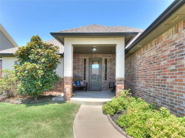 13149 Chinkapin Oak Place, Choctaw, OK 73020 (MLS #918839) :: Homestead & Co