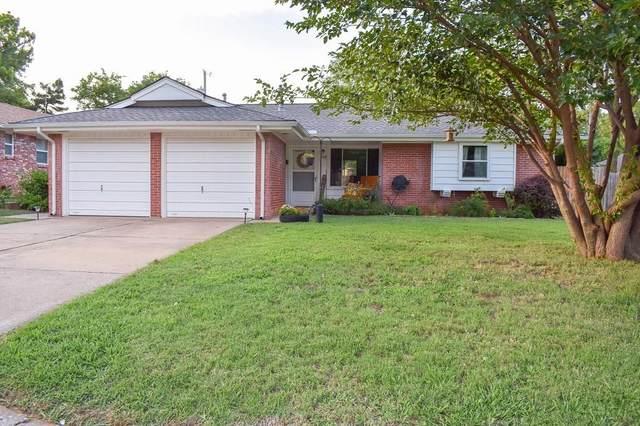 109 Bellaire Street, Moore, OK 73160 (MLS #918844) :: Keri Gray Homes