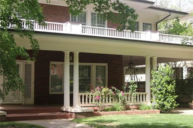 419 NW 21st Street, Oklahoma City, OK 73103 (MLS #918845) :: Keri Gray Homes