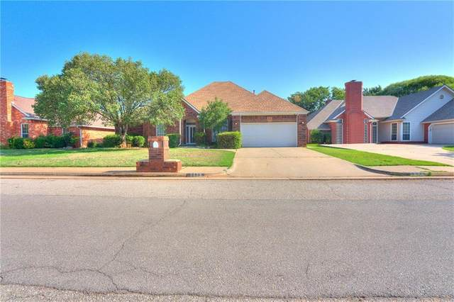 2809 NW 158th Street, Edmond, OK 73013 (MLS #918851) :: Homestead & Co