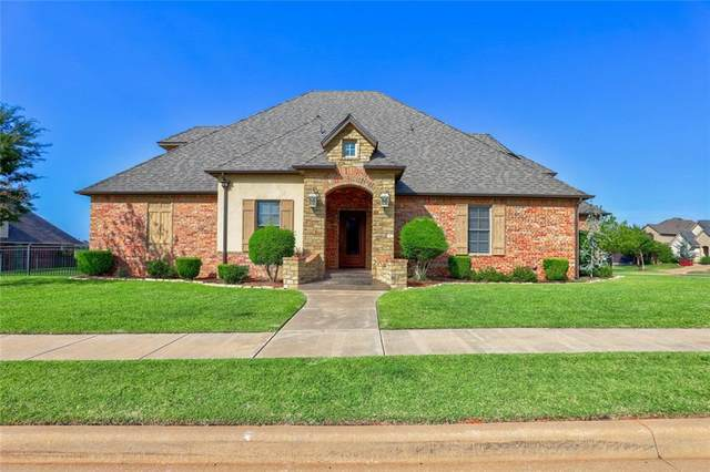 3421 NW 166th Court, Edmond, OK 73012 (MLS #918868) :: Erhardt Group at Keller Williams Mulinix OKC