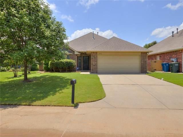 2912 Shortgrass Road, Edmond, OK 73003 (MLS #918885) :: Keri Gray Homes