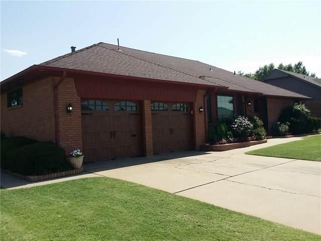 3600 NW 66th Street, Oklahoma City, OK 73116 (MLS #918886) :: Keri Gray Homes