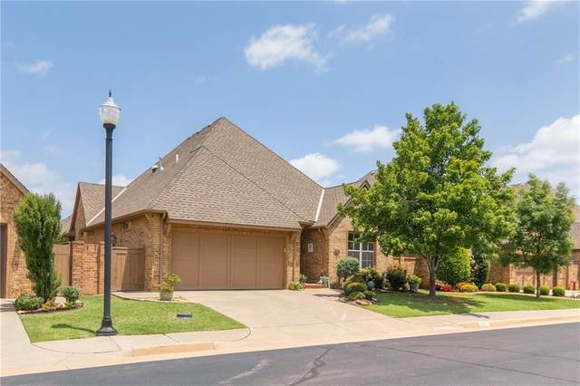 2217 SW 118th Street, Oklahoma City, OK 73170 (MLS #918896) :: Erhardt Group at Keller Williams Mulinix OKC