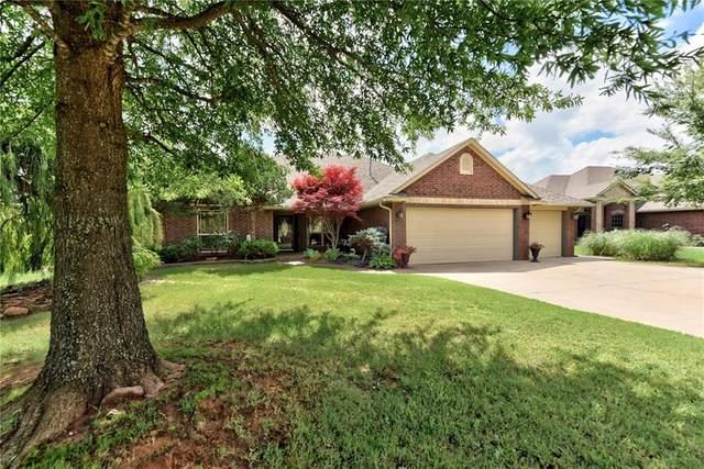 528 Blue Sky Drive, Midwest City, OK 73130 (MLS #918898) :: Homestead & Co