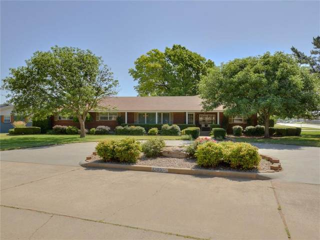 1200 Grandview Drive, Weatherford, OK 73096 (MLS #918923) :: Homestead & Co